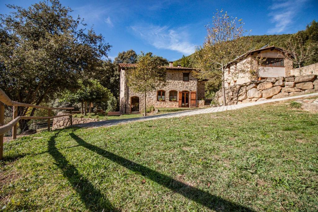 casas rurales con encanto en cataluña  247