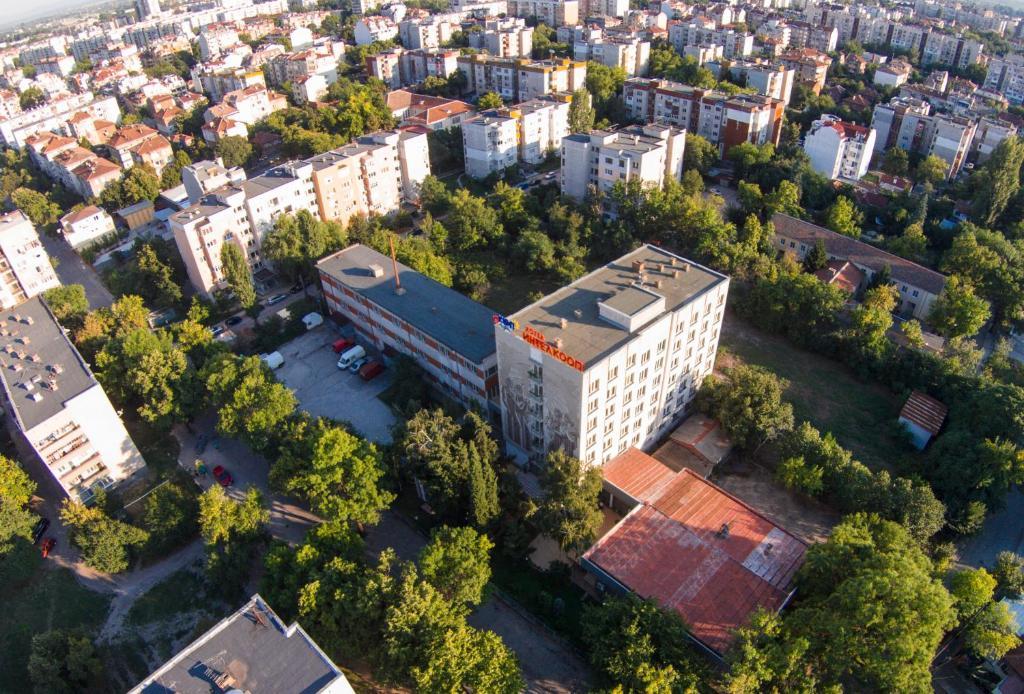 Хотел Интелкооп - Пловдив