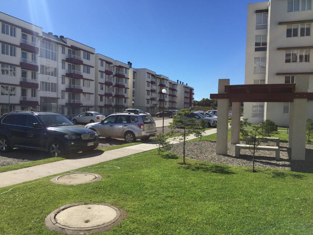 apartamento departamento jardin urbano 2 valdivia chile