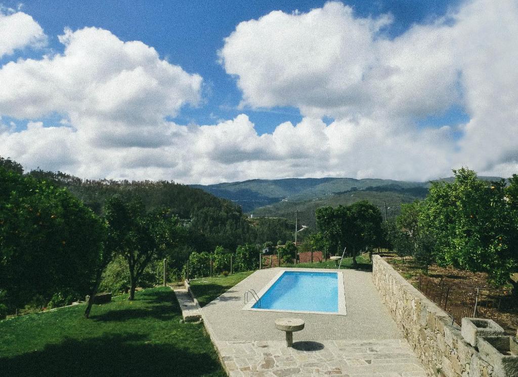 Casa de Campo da Quinta do Barreiro, Ribeiradio – Nove ...