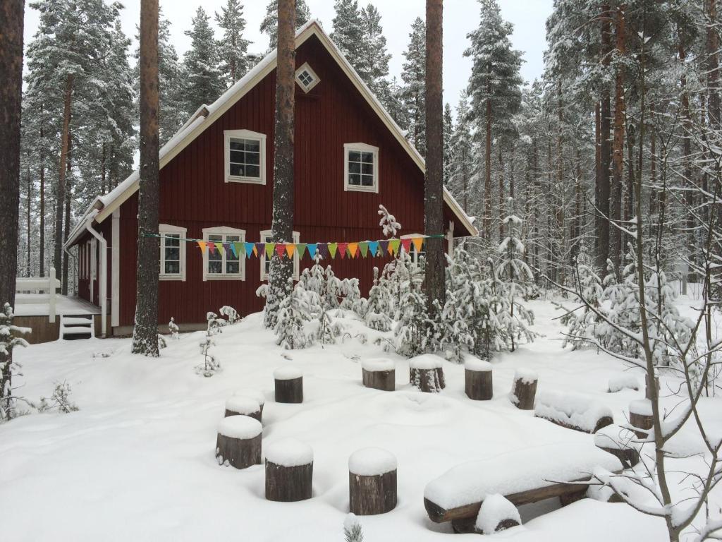 Ferienwohnung Ransi Stugan Schweden Nornäs Bookingcom