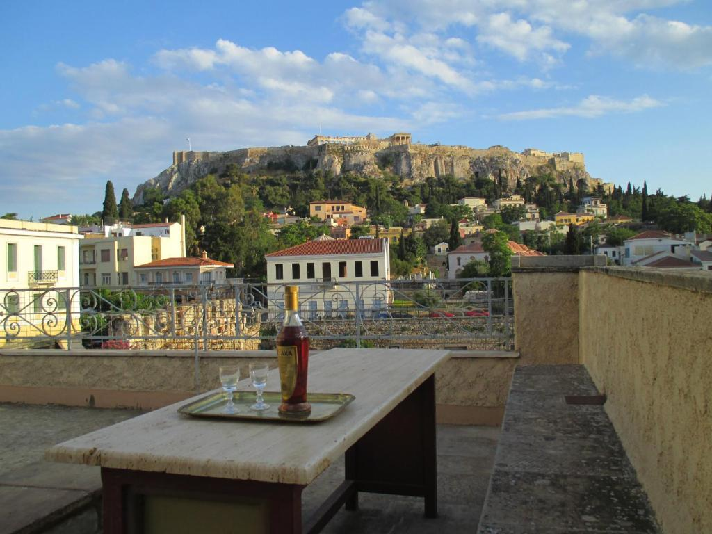 Apartment The Ancient View, Athens, Greece - Booking.com