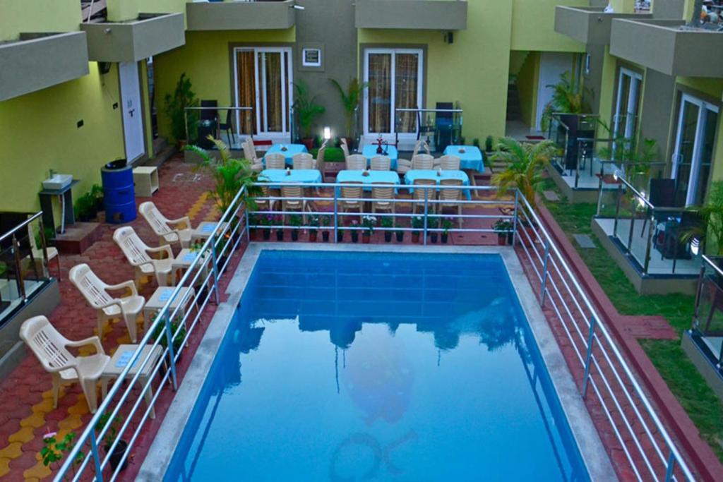 Planet Goa Beach Resort Calangute India Booking Com