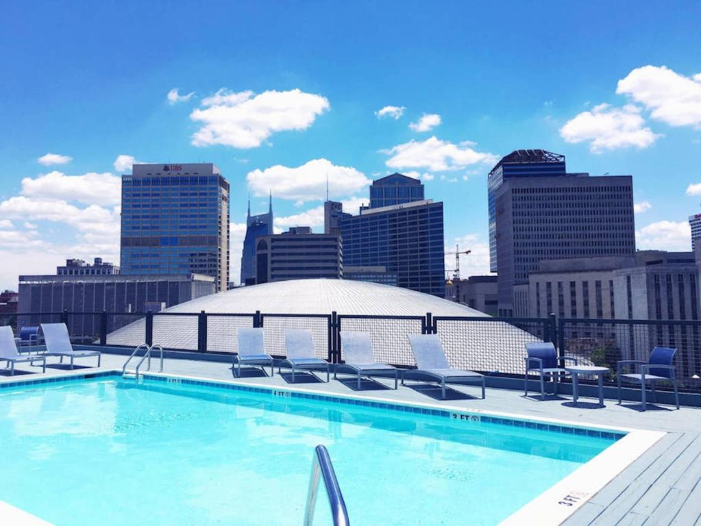 Apartment Loft In Downtown Nashville Tn Booking Com