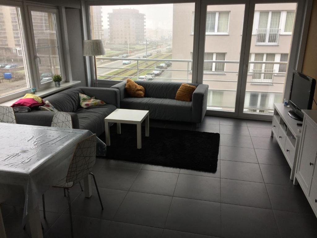 Appartement 3 slaapkamers vlakbij zee, Ostend – Updated 2018 Prices