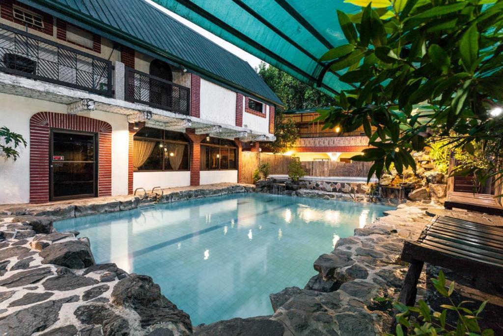 Ciudad villa private venue manila philippines Private swimming pool near metro manila