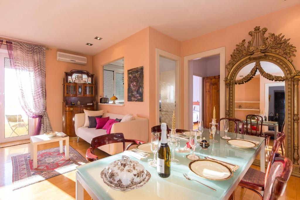 apartment arcadia, rijeka, croatia - booking