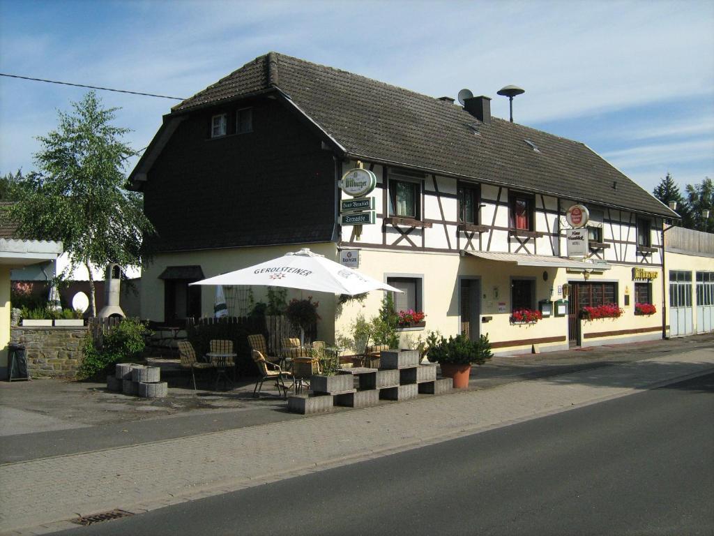 Hotel Haus Vennblick Deutschland Monschau Booking Com