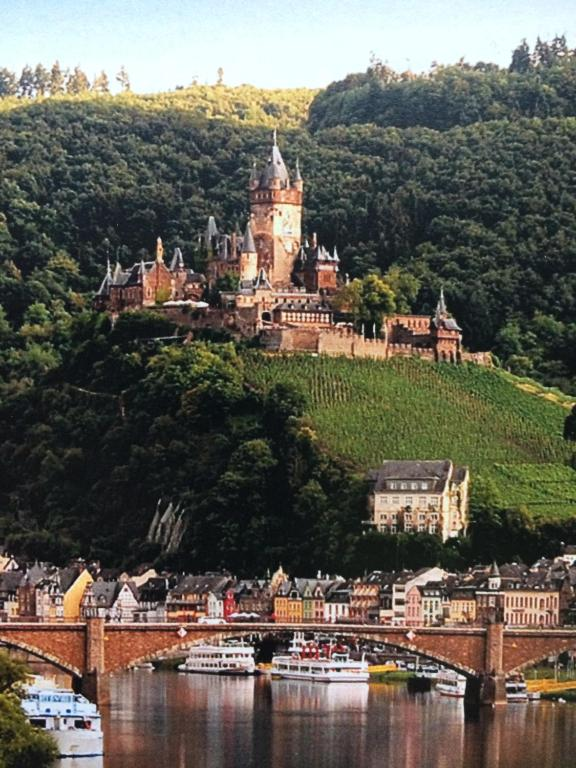 apartment stadtblick, cochem, germany - booking