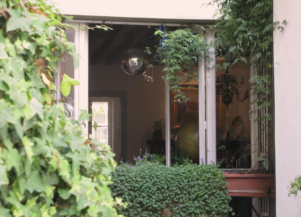 Apartament le jardin suspendu fran a paris - Jardin suspendu paris argenteuil ...