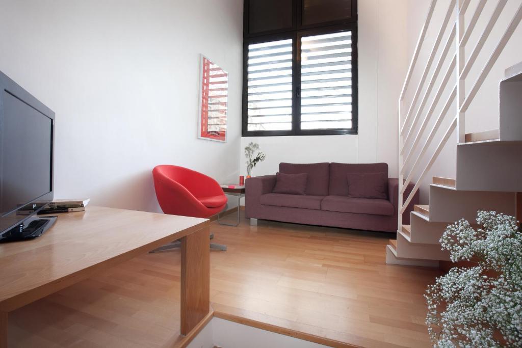 Bonita foto de Apartment Bac de Roda Beach
