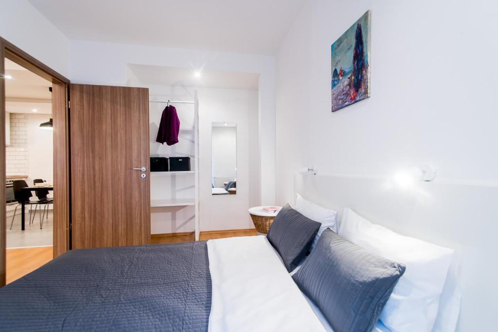 Aparthotel Vagabond Corvin (Ungarn Budapest) - Booking.com