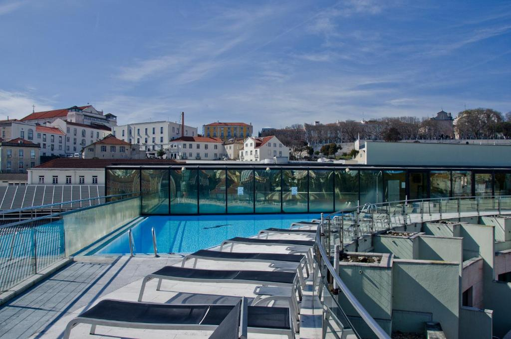 Vip executive eden aparthotel lisbon portugal for Hotels lisbonne