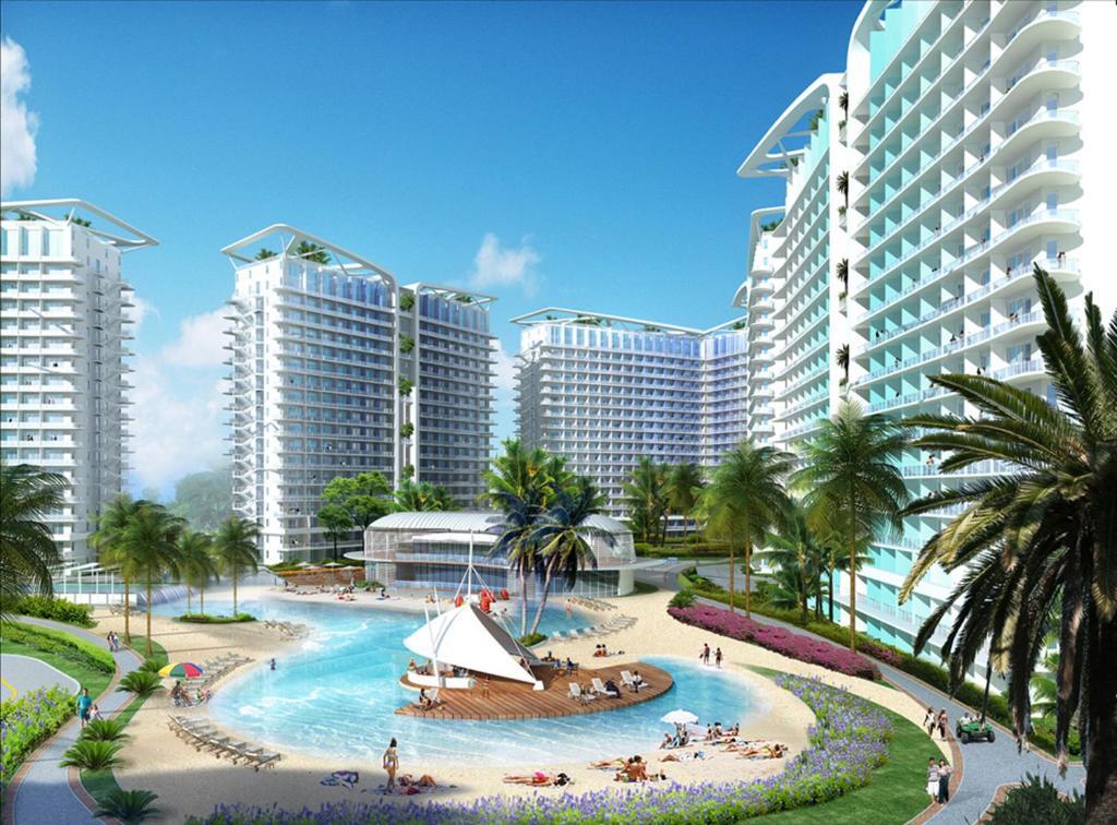 Apartment Azure-tropical Paradise  Manila  Philippines