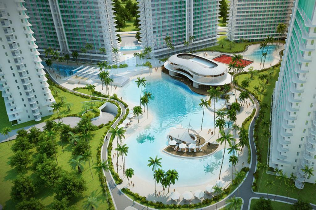 Apartment Azure Tropical Paradise Manila Philippines