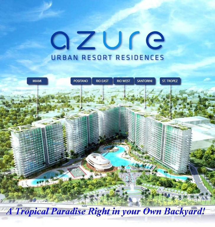 Apartment Design Manila apartment azure-tropical paradise, manila, philippines - booking