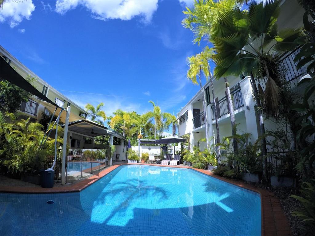 Crystal Garden Resort  Cairns  Australia