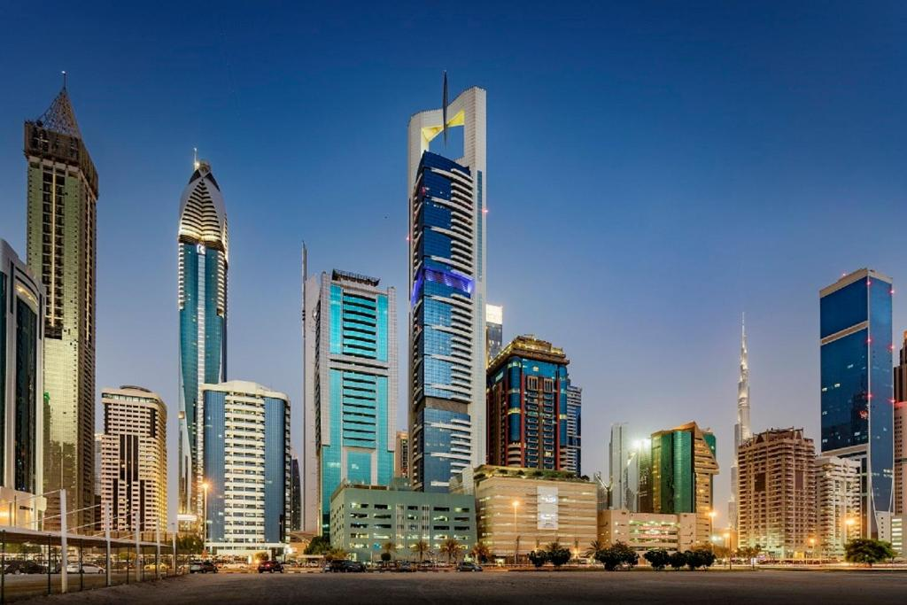 Address Dubai Mall - A Five-Star Hotel Near the Dubai Mall
