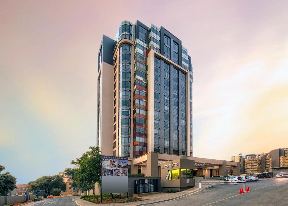 Sandton Skye Apartments Johannesburg South Africa