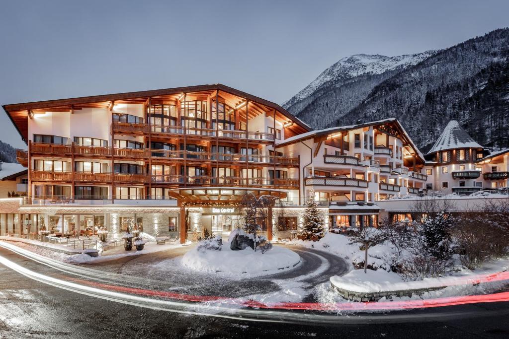 セントラル スパ ホテル ゾルデン(Das Central – Alpine . Luxury . Life)