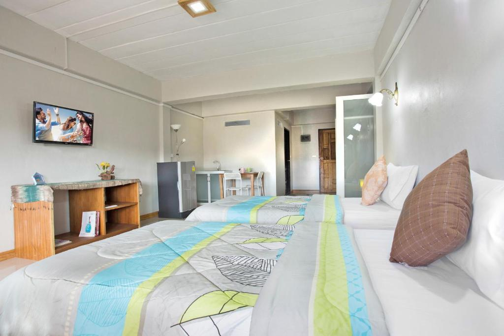Apartments In Ban Laem Muang Trang Province