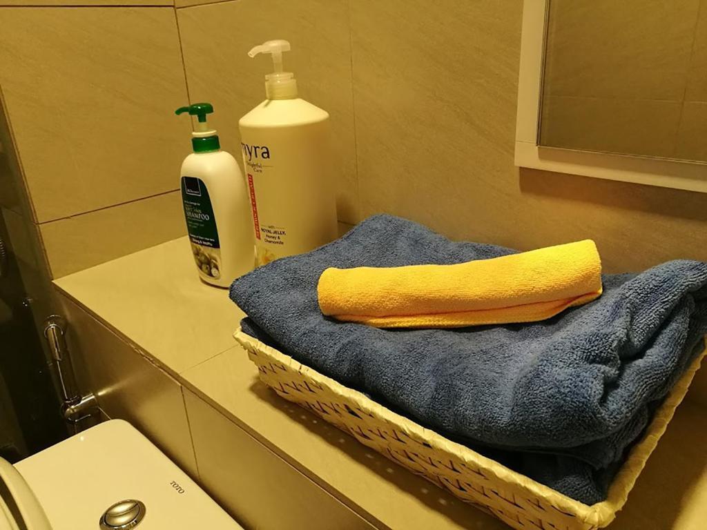 Bathroom Accessories Kota Kinabalu apartment ocean home at imago, kota kinabalu, malaysia - booking
