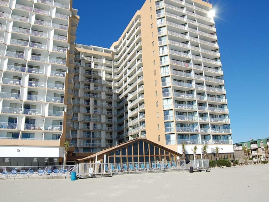 Sands Ocean Club Myrtle Beach Address