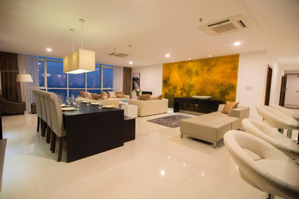 Hotel Platinum One Suites, Colombo, Sri Lanka - Booking com