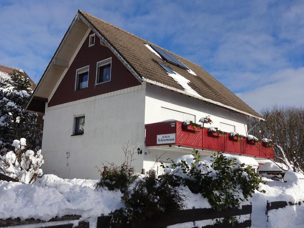 Apartment Ferienwohnung Schneemann Hohegeiss Germany Booking Com