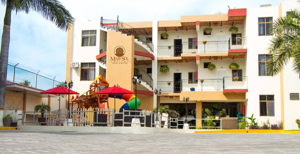 Condo hotel mar y sol las palmas rincon de guayabitos for Hotel luxury rincon de guayabitos