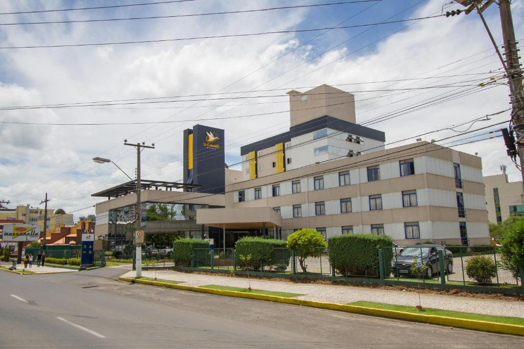 Hotel Le Canard Lages Brazil Bookingcom - Lages map
