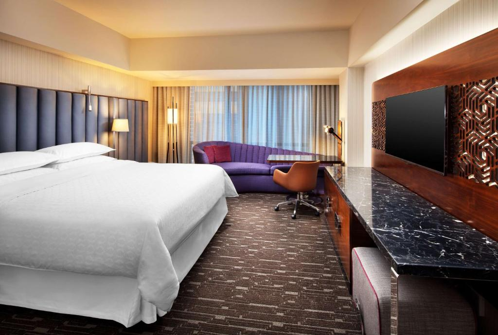Sheraton Grand Los Angeles, Los Angeles – Updated 2018 Prices