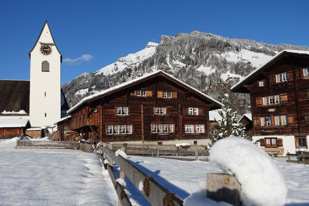 Apartment Sandgasse Elm Switzerland Bookingcom