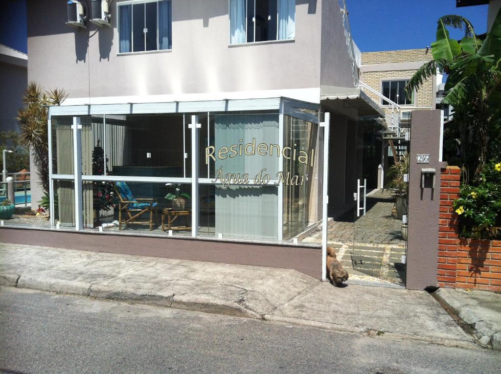 34e18818c0 Apartment Residencial Água do Mar