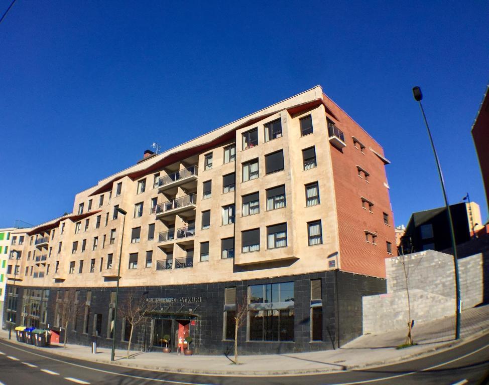 Bilbao hotel atxuri espa a bilbao - Apartamentos bilbao por dias ...