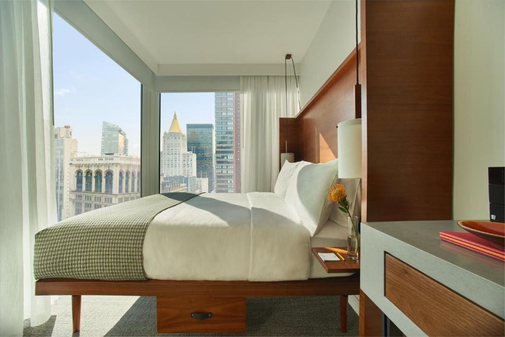 Hotel Arlo Nomad New York City Ny Booking Com