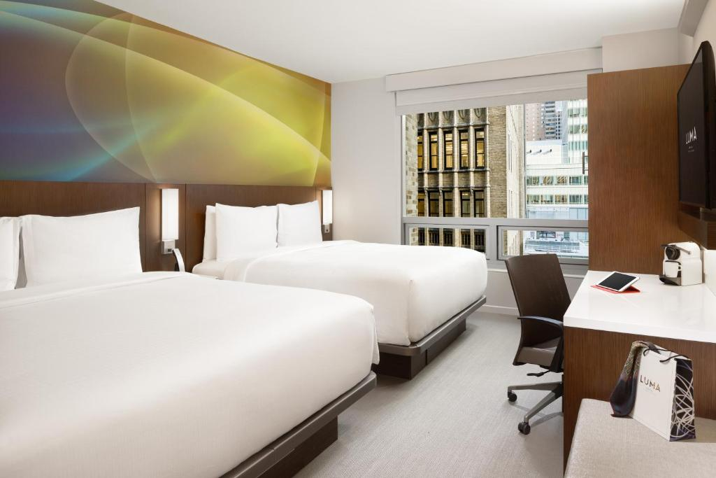 LUMA ホテル - タイムズスクエア(LUMA Hotel - Times Square)