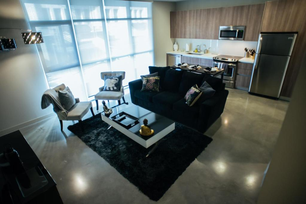 gallery image of this property - Modern Luxury Living Room
