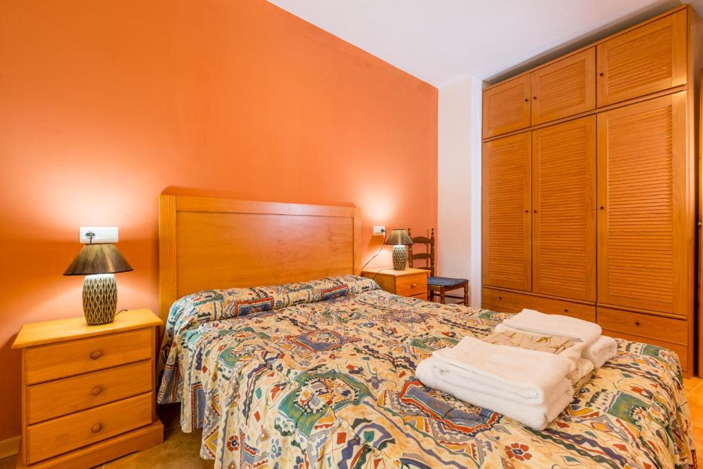 Apartments In Pujal Catalonia