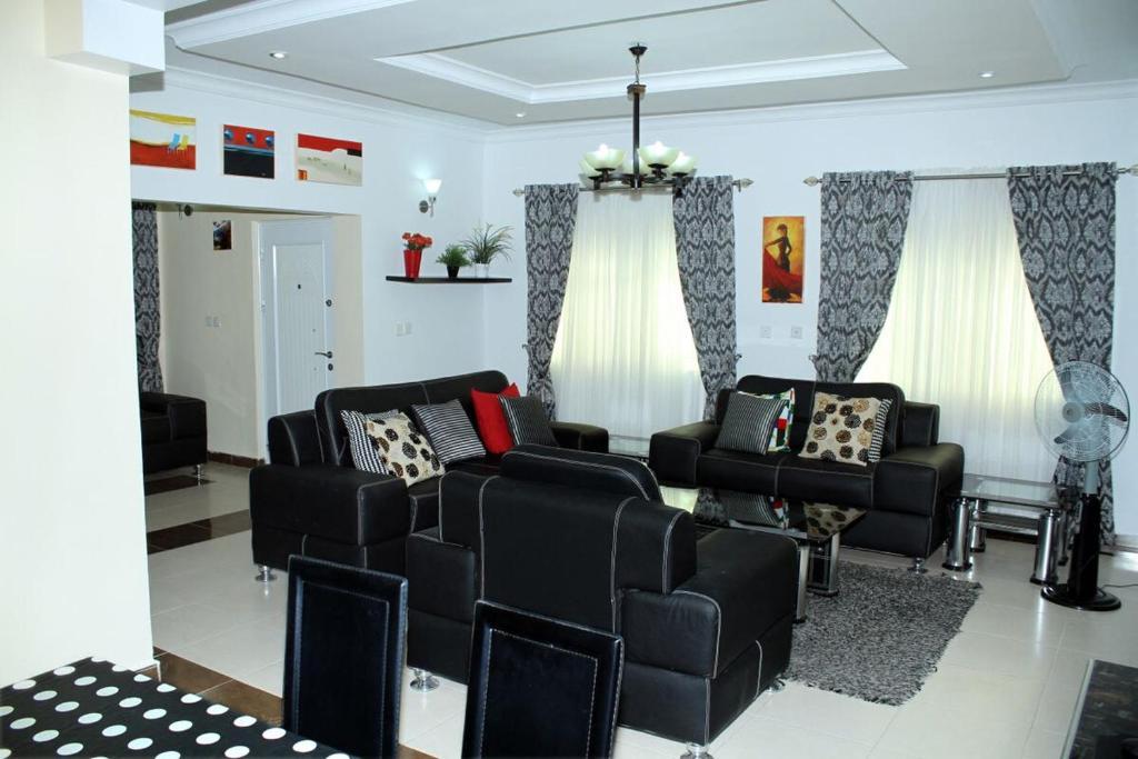 Beautiful Bungalow Lekki Nigeria Booking Com