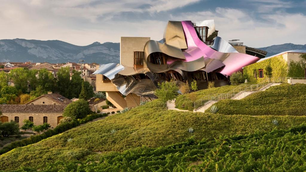 Marqués de Riscal, a Luxury Collection 1