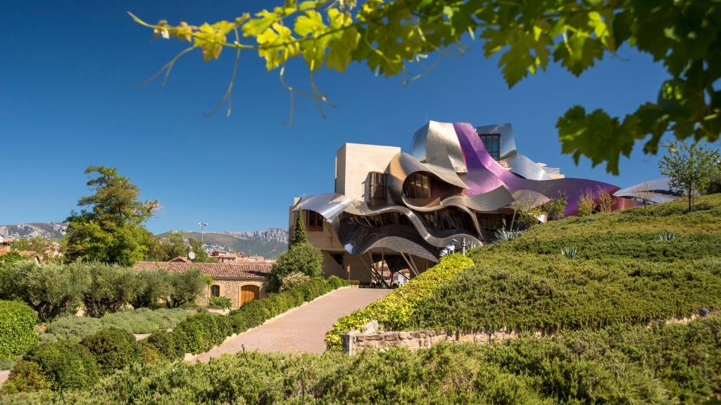 Marqués de Riscal, a Luxury Collection 4