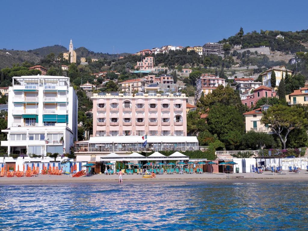 Gallery image of this property. Hotel Regina  Alassio  Italy   Booking com