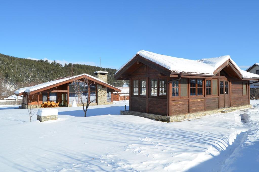 Ваканционна къща Къща за Гости Гостници - Разлог