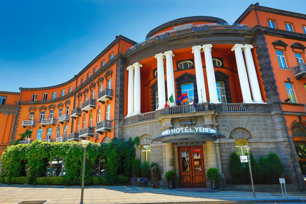 Yerevan Hotels Booking
