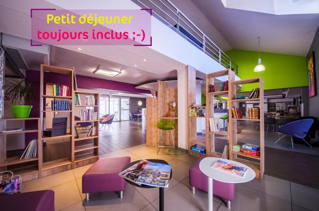 hotel ibis styles brive ouest frankrijk brive la. Black Bedroom Furniture Sets. Home Design Ideas