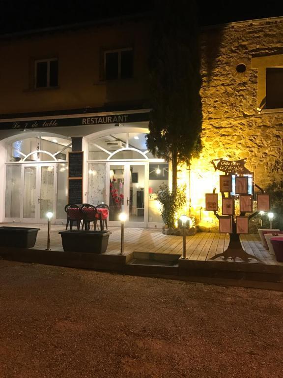 maison d'hôtes le 7 de table (france limony) - booking