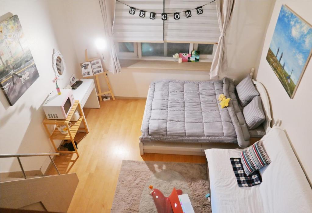 Korean Studio Apartments on 500 Square Foot Studio Apartment