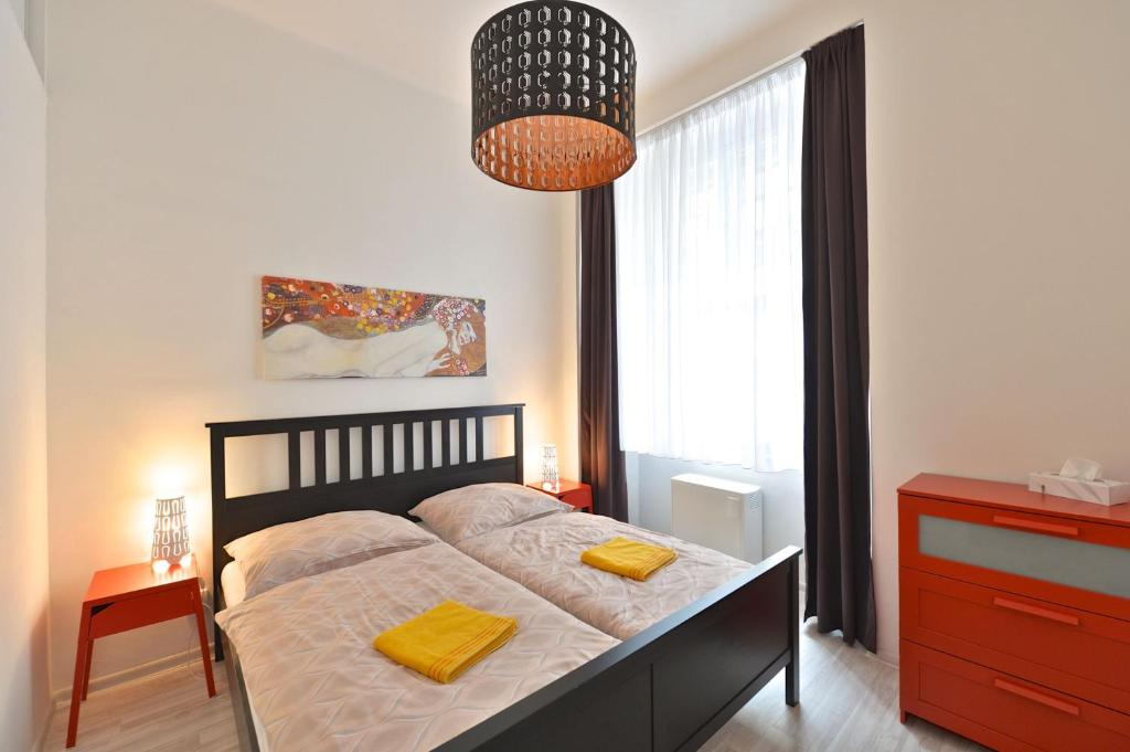 Chic apartment Čáslavská tsjechië praag booking