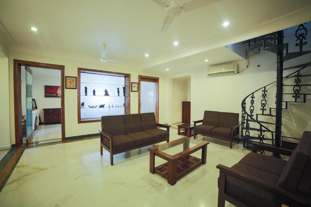 Apartment Banjara Hills Road No 12 Hyderabad India Booking Com